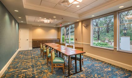 Meeting Room | Hampton Inn and Suites Jekyll Island