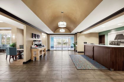 Reception | Hampton Inn Suites Brunswick GA
