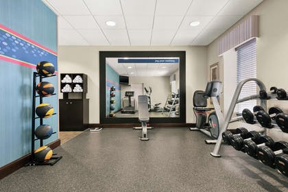Health club | Hampton Inn Suites Brunswick GA