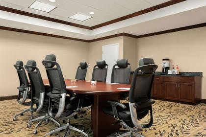 Meeting Room | Hampton Inn Suites Brunswick GA