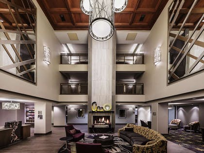 Lobby | Homewood Suites by Hilton Buffalo-Airport