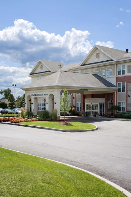 Exterior | Homewood Suites by Hilton Buffalo-Airport