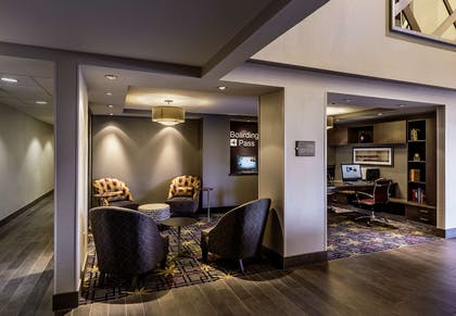 Business Center   Homewood Suites by Hilton Buffalo-Airport
