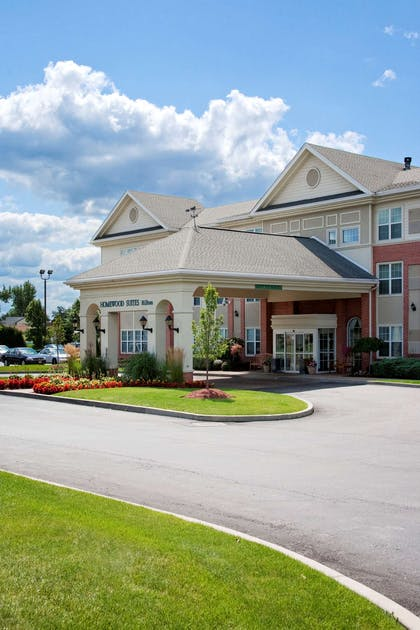 Exterior   Homewood Suites by Hilton Buffalo-Airport