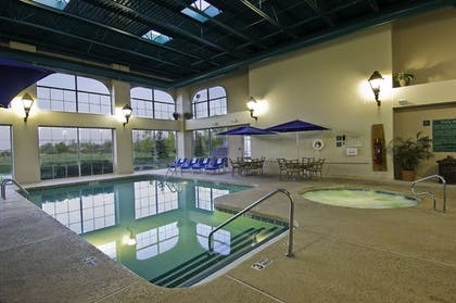 Pool   Homewood Suites by Hilton Buffalo-Airport