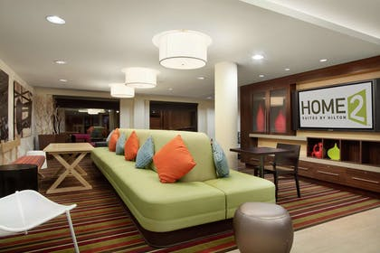 Lobby | Home2 Suites Hilton Baltimore Downtown, MD