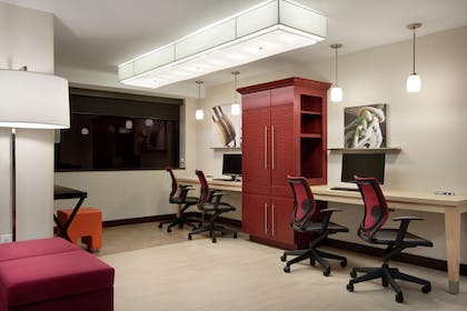 Business Center | Home2 Suites Hilton Baltimore Downtown, MD