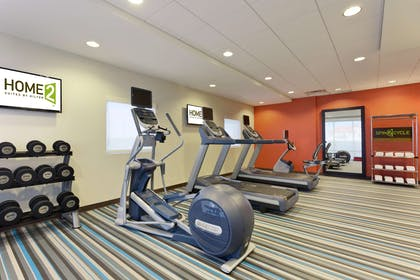 Health club | Home2 Suites by Hilton Baltimore / Aberdeen, MD