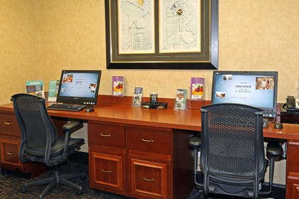Business Center | Homewood Suites by Hilton Columbia
