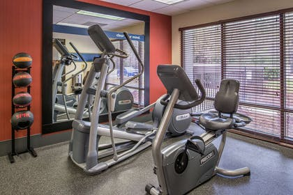 Health club | Hampton Inn Columbia Northeast - Fort Jackson Area
