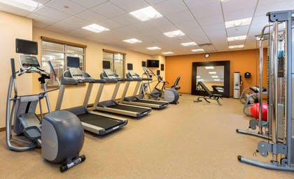 Health club | Homewood Suites by Hilton Akron Fairlawn, OH