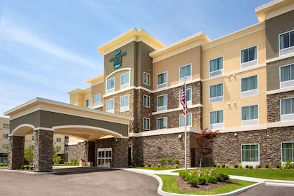 Exterior | Homewood Suites by Hilton Akron Fairlawn, OH