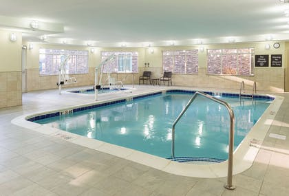 Pool | Homewood Suites by Hilton Akron Fairlawn, OH