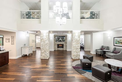 Reception | Homewood Suites by Hilton Chattanooga - Hamilton Place