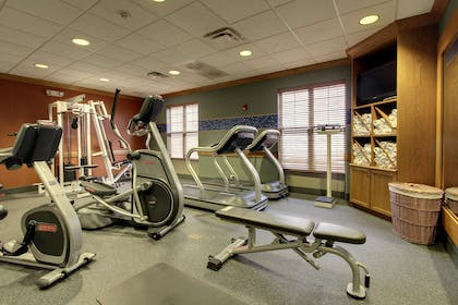 Health club | Hampton Inn & Suites Chicago/Aurora