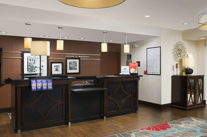 Reception | Hampton Inn & Suites Chicago Southland-Matteson