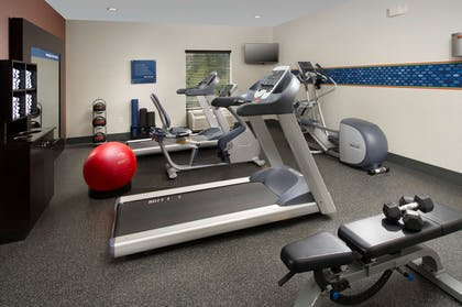 Health club | Hampton Inn & Suites Chicago Southland-Matteson