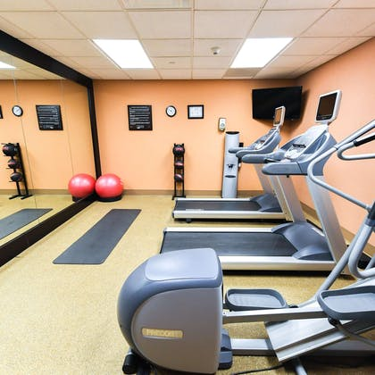 Health club | Homewood Suites by Hilton Orland Park