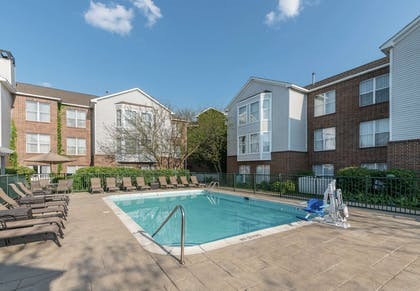 Pool | Homewood Suites by Hilton Chicago - Schaumburg