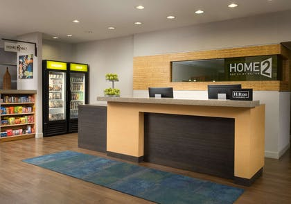 Reception | Home2 Suites by Hilton Charleston Airport/Convention Center, SC