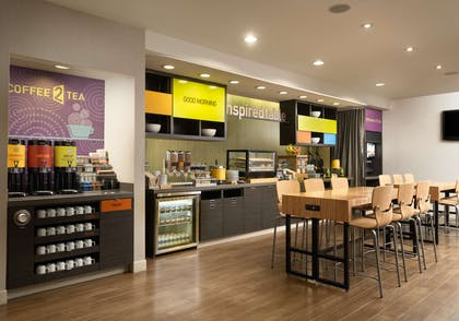 Breakfast Area | Home2 Suites by Hilton Charleston Airport/Convention Center, SC