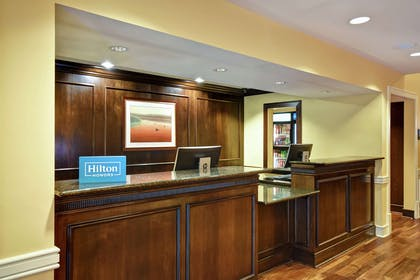 Reception | Homewood Suites by Hilton Charleston Airport