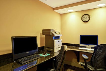 Business Center | Homewood Suites by Hilton Charleston Airport