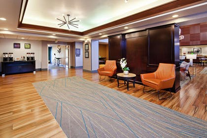 Lobby | Hampton Inn & Suites Chino Hills