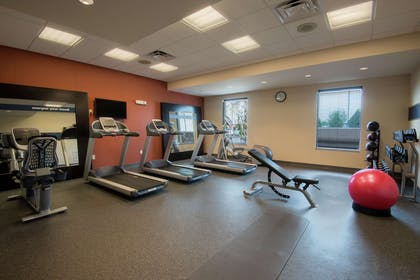 Health club | Hampton Inn & Suites Clarksville