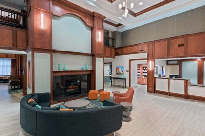 Reception | Homewood Suites by Hilton Cleveland-Beachwood