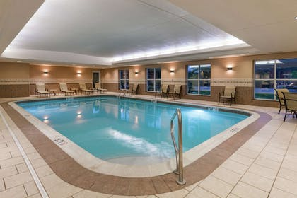 Pool | Homewood Suites by Hilton Cleveland-Beachwood