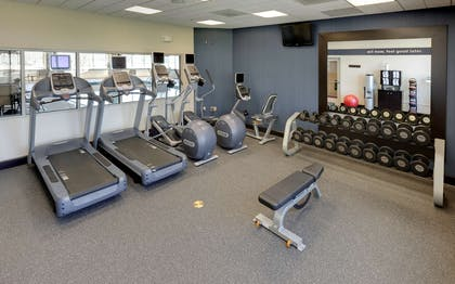 Health club | Hampton Inn & Suites Cleveland-Beachwood