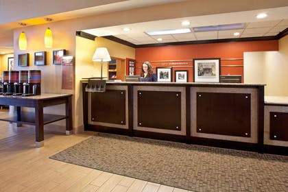 Reception | Hampton Inn & Suites Cleveland/Independence
