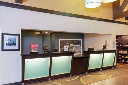 Reception | Hampton Inn & Suites Cleveland-Airport/Middleburg Heights