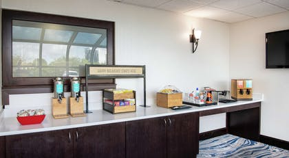 Restaurant | Hampton Inn Cleveland-Solon