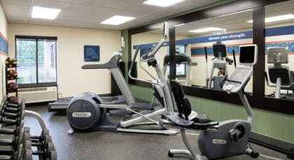 Health club | Hampton Inn Cleveland-Solon