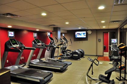 Health club | The Tudor Arms Hotel Cleveland - a DoubleTree by Hilton