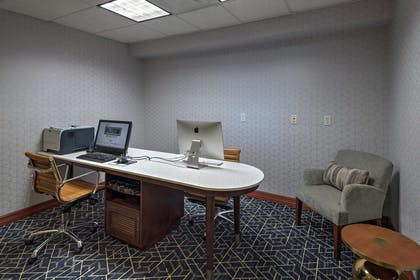 Business Center | Homewood Suites by Hilton College Station