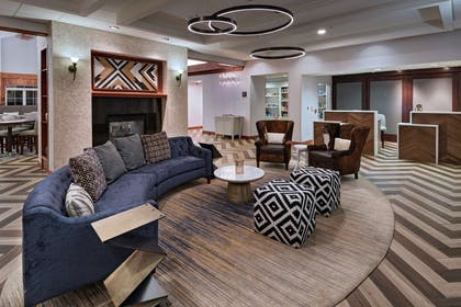 Lobby | Homewood Suites by Hilton College Station