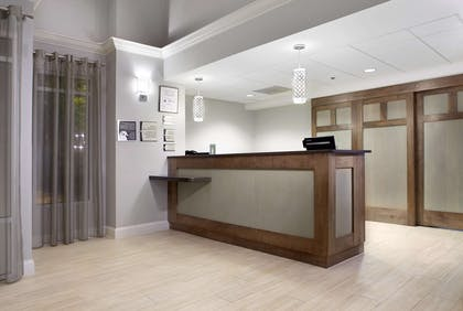 Reception | Homewood Suites by Hilton Charlotte Airport
