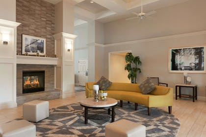 Lobby   Homewood Suites by Hilton Charlotte Airport