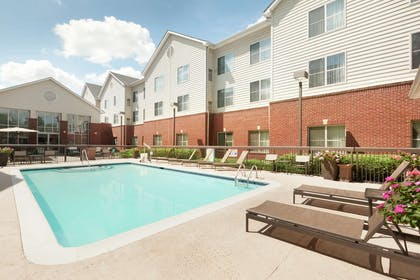 Pool   Homewood Suites by Hilton Charlotte Airport