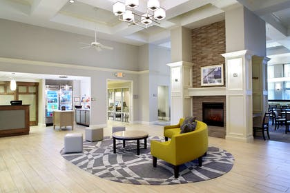 Reception   Homewood Suites by Hilton Charlotte Airport