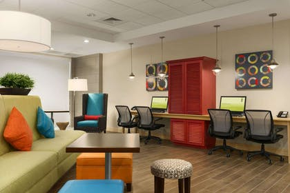 Business Center | Home2 Suites by Hilton Charlotte I-77 South, NC