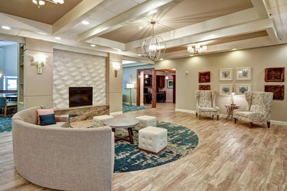 Lobby | Homewood Suites by Hilton Tampa - Port Richey