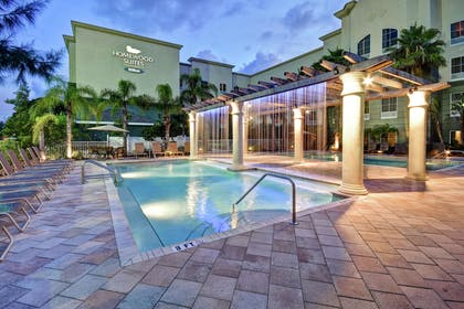 Pool | Homewood Suites by Hilton Tampa - Port Richey