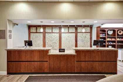 Reception | Homewood Suites by Hilton Tampa - Port Richey