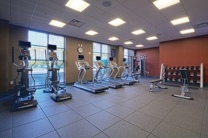 Health club | Hampton Inn & Suites Columbus/University Area