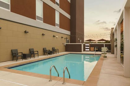 Pool | Home2 Suites by Hilton Columbus, GA