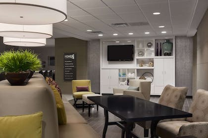 Lobby | Home2 Suites by Hilton Columbus, GA